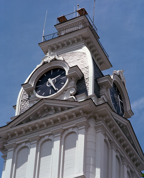 Central Hall Clock Tower (Hi Res)