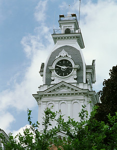 Central Hall Clock Tower