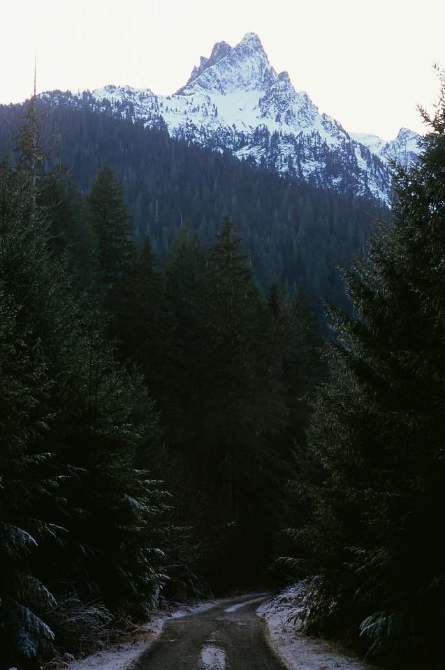 Whitehorse Mountain Darrington, WA Nikon F4 Nikon 35-70 f2.8 Fujifilm Velvia 100