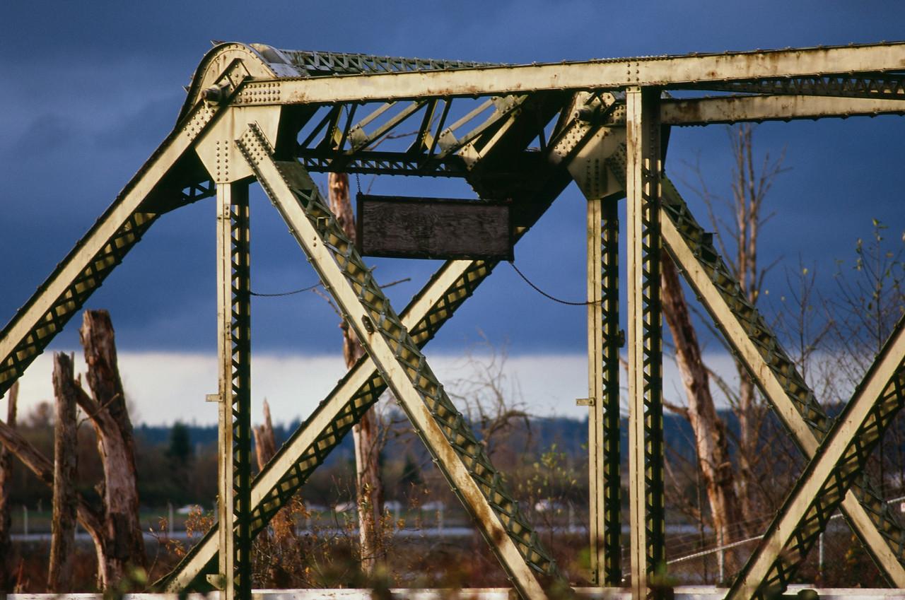 Spencer Island Bridge