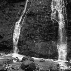 Boulder River Lower Falls 6x6