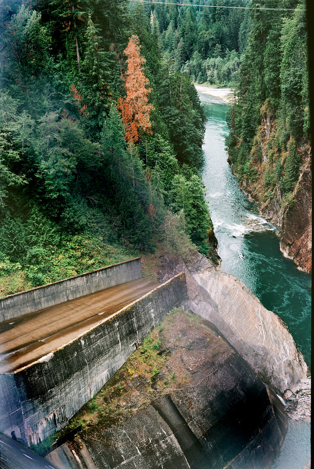 Upper Baker Dam