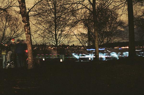 Green Lake Pathway of Lights