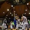 Vienna, Austria, 16.Oct.2015 - BASKETBALL - ABL, Admiral Basketball League, BC Hallmann Vienna vs. UBSC Raiffeisen Graz. Image shows . Foto: GEPA Pictures / Gerald Fischer