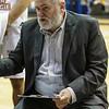 Vienna, Austria, 16.Oct.2015 - BASKETBALL - ABL, Admiral Basketball League, BC Hallmann Vienna vs. UBSC Raiffeisen Graz. Image shows Coach Zoran Kostic. Foto: GEPA Pictures / Gerald Fischer
