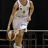 Vienna, Austria, 16.Oct.2015 - BASKETBALL - ABL, Admiral Basketball League, BC Hallmann Vienna vs. UBSC Raiffeisen Graz. Image shows Bogic Vujosevic (BC Hallmann Vienna). Foto: GEPA Pictures / Gerald Fischer