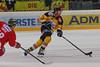 Vienna, Austria, 5. 9. 2013 - EBEL, Erste Bank Eishockey Liga, UPC Vienna Capitals vs. HC Bozen Südtirol in Albert Schultz Halle. Image shows Jamie Fraser (UPC Vienna Capitals).Foto: GEPA Pictures / Gerald Fischer