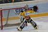 Vienna, Austria, 5. 9. 2013 - EBEL, Erste Bank Eishockey Liga, UPC Vienna Capitals vs. HC Bozen Südtirol in Albert Schultz Halle. Image shows Nathan Lawson (UPC Vienna Capitals) .Foto: GEPA Pictures / Gerald Fischer