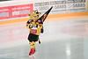 Vienna, Austria, 5. 9. 2013 - EBEL, Erste Bank Eishockey Liga, UPC Vienna Capitals vs. HC Bozen Südtirol in Albert Schultz Halle. Image shows team pet. Foto: GEPA Pictures / Gerald Fischer