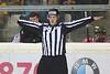 Vienna, Austria, 5. 9. 2013 - EBEL, Erste Bank Eishockey Liga, UPC Vienna Capitals vs. HC Bozen Südtirol in Albert Schultz Halle. Image shows referee Bettina Angerer.Foto: GEPA Pictures / Gerald Fischer