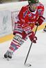 Vienna, Austria, 5. 9. 2013 - EBEL, Erste Bank Eishockey Liga, UPC Vienna Capitals vs. HC Bozen Südtirol in Albert Schultz Halle. Image shows Taylor Vause (Hockey Club Bozen Südtirol) .Foto: GEPA Pictures / Gerald Fischer