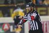 Vienna, Austria, 5. 9. 2013 - EBEL, Erste Bank Eishockey Liga, UPC Vienna Capitals vs. HC Bozen Südtirol in Albert Schultz Halle. Image shows referee Manel Nikolic.Foto: GEPA Pictures / Gerald Fischer