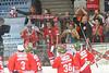 Vienna, Austria, 5. 9. 2013 - EBEL, Erste Bank Eishockey Liga, UPC Vienna Capitals vs. HC Bozen Südtirol in Albert Schultz Halle. Image shows Bozen fans.Foto: GEPA Pictures / Gerald Fischer