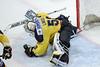 Vienna, Austria, 13.Oct.2015 - EBEL, Erste Bank Eishockey Liga, UPC Vienna Capitals vs. EC Red Bull Salzburg in Albert Schultz Halle. Image shows Nathan Lawson (UPC Vienna Capitals). Foto: GEPA Pictures / Gerald Fischer