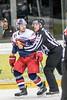 Vienna, Austria, 13.Oct.2015 - EBEL, Erste Bank Eishockey Liga, UPC Vienna Capitals vs. EC Red Bull Salzburg in Albert Schultz Halle. Image shows Per Ledin (EC Red Bull Salzburg).Foto: GEPA Pictures / Gerald Fischer