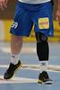 3. 10. 2015 - Handball - HLA, Handball Liga Austria, HC Fivers Margareten vs HC ece bulls Bruck  in Sporthalle Margareten, Vienna, Austria . Image shows Angel Romero Rodriguez (HC ece bulls Bruck) .Foto: GEPA Pictures / Gerald Fischer