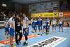 3. 10. 2015 - Handball - HLA, Handball Liga Austria, HC Fivers Margareten vs HC ece bulls Bruck  in Sporthalle Margareten, Vienna, Austria . Image shows Team ece bulls Bruck .Foto: GEPA Pictures / Gerald Fischer