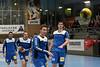 3. 10. 2015 - Handball - HLA, Handball Liga Austria, HC Fivers Margareten vs HC ece bulls Bruck  in Sporthalle Margareten, Vienna, Austria . Image shows Christoph Stelzer .Foto: GEPA Pictures / Gerald Fischer