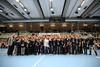 3. 10. 2015 - Handball - HLA, Handball Liga Austria, HC Fivers Margareten vs HC ece bulls Bruck  in Sporthalle Margareten, Vienna, Austria . Image shows Youth Team Fivers .Foto: GEPA Pictures / Gerald Fischer