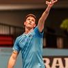 VIENNA,AUSTRIA,19.Oct.2015 - TENNIS - ATP Tour, Erste Bank Open 500. Image shows Dennis Novak (AUT). Foto: GEPA Pictures / Gerald Fischer