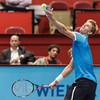 VIENNA,AUSTRIA,22.Oct.2015 -  TENNIS - ATP World Tour - Erste Bank Open 500. Image shows . Foto: GEPA Pictures / Gerald Fischer