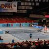 VIENNA,AUSTRIA,19.Oct.2015 - TENNIS - ATP Tour, Erste Bank Open 500. Image shows center court. Foto: GEPA Pictures / Gerald Fischer