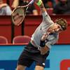 VIENNA,AUSTRIA,22.Oct.2015 -  TENNIS - ATP World Tour - Erste Bank Open 500. Image shows David Ferrer (ESP). Foto: GEPA Pictures / Gerald Fischer