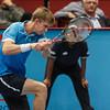 VIENNA,AUSTRIA,22.Oct.2015 -  TENNIS - ATP World Tour - Erste Bank Open 500. Image shows Kevin Anderson (RSA). Foto: GEPA Pictures / Gerald Fischer