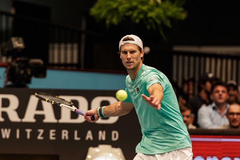 VIENNA,AUSTRIA,19.Oct.2015 - TENNIS - ATP Tour, Erste Bank Open 500. Image shows . Foto: GEPA Pictures / Gerald Fischer