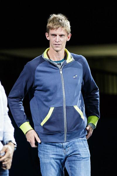 VIENNA,AUSTRIA,19.Oct.2015 - TENNIS - ATP Tour, Erste Bank Open 500. Image shows Kevin Anderson (AUS). Foto: GEPA Pictures / Gerald Fischer