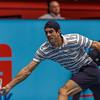 VIENNA,AUSTRIA,22.Oct.2015 -  TENNIS - ATP World Tour - Erste Bank Open 500. Image shows Guillermo Garcia-Lopez (ESP). Foto: GEPA Pictures / Gerald Fischer