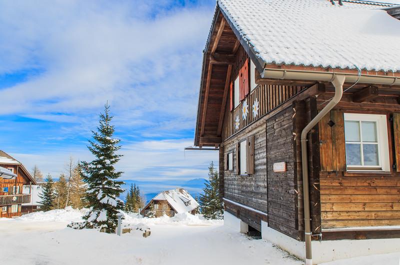 Tourismusverein Villach in Gerlitzen, Villach, Österreich am  20. 1. 2015. Foto: Gerald Fischer