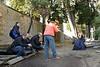 LIK Workshop in Venedig, Veneto, Italien am  18. 11. 2014. Foto: Gerald Fischer