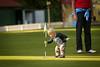Jugend-Matchplay im Diamond Country Club, Atzenbrugg, Niederösterreich, Österreich am  22. 8. 2014. Foto: Gerald Fischer