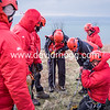Rope training today with #arranmrt #mountainrescue #arran #isleofarran.  (More photos soon on arranmrt FB page).