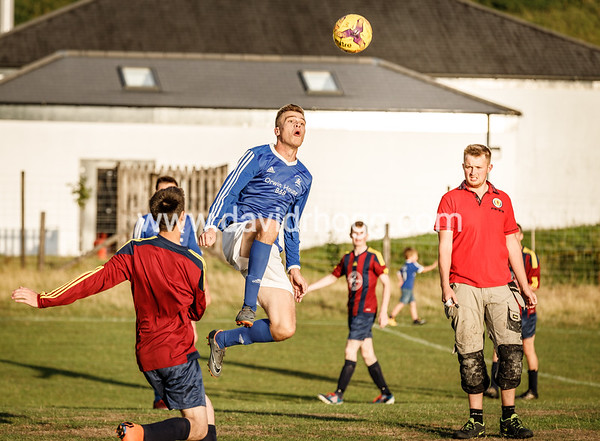 Good luck to the Isle of Arran AFC Football team tomorrow - their inaugural match vs Killie United tomorrow (Sunday) at the #Ormidale park in #Brodick 2pm kick off.  Hoping to get some decent shots of this important milestone for the island's football.Follow them on Facebook for more details, featured pic is Toby & Danny in a recent game (Brodick vs Northend), two of the players for tomorrow.