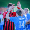Today's @isleofarranafc match versus Kilmarnock today at the Ormidale Pavilion, Brodick.  More images available via link in bio - go to 'Latest Work'.