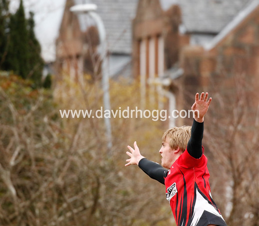 Line out #rugby #isleofarran #arran.  For more shots see the link on the Arran Rugby Facebook page.