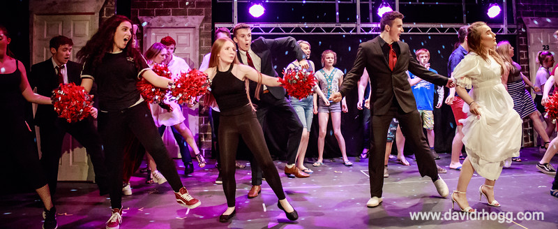 Our House 2nd half - Arran High School Musical 2018