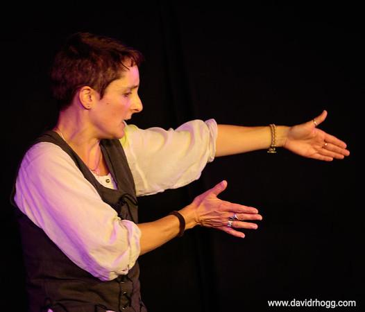 The Storyteller's Apprentice