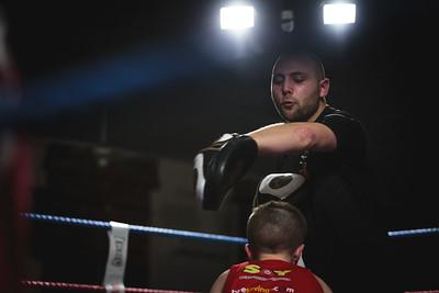 Legions Amateur Boxing Show - 22 February 2019