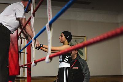 Legions Amateur Boxing Shows - 22 February 2020