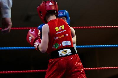 Legions Amateur Boxing Show - November 2018