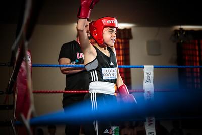 Legions Amateur Boxing Show - 24 May 2019