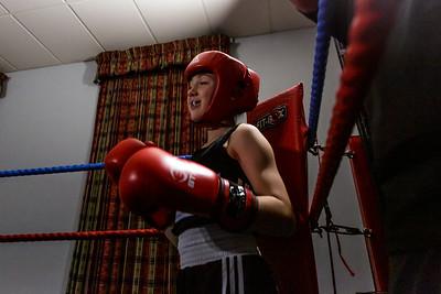 Legions Amateur Boxing Show - 3 September 2021