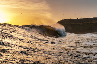 Surfing in Yorkshire, after lockdown 3