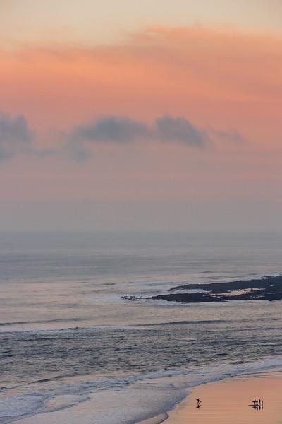 North Sea Surfing in December