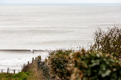 Surfing - East Coast Evenings