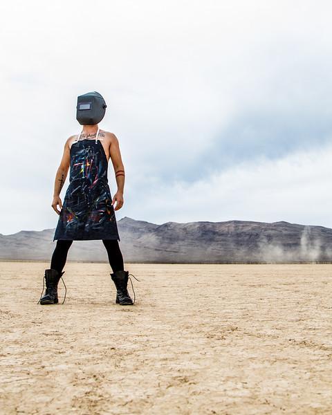 Enforcer - Desert Nomad