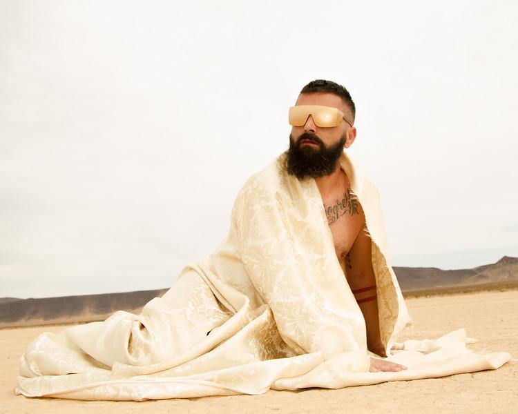 Marooned - Desert Nomad